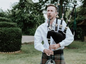 BagPipe Association by Leo